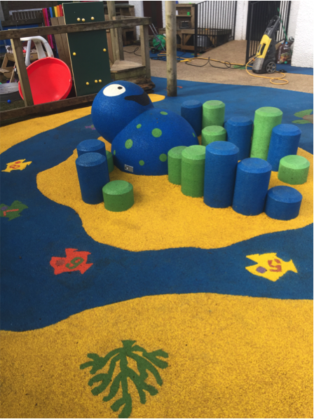 Wet Pour Play Area | Playground Surfaces | Rubber Crumb